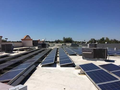 Rodent Proof Solar Panels in Nashville